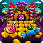 Game Candy Donuts Coin Party Dozer APK for Windows Phone