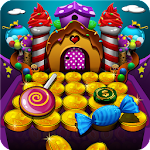 Candy Donuts Coin Party Dozer Icon