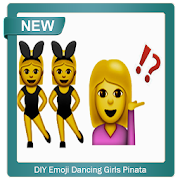 DIY Emoji Dancing Girls  Pinata icon