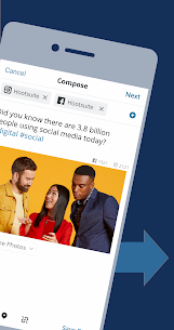Hootsuite: Schedule Posts for Twitter & Instagram – Mod + APK + Data UPDATED 3