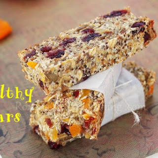 Healthy Snack Bars.