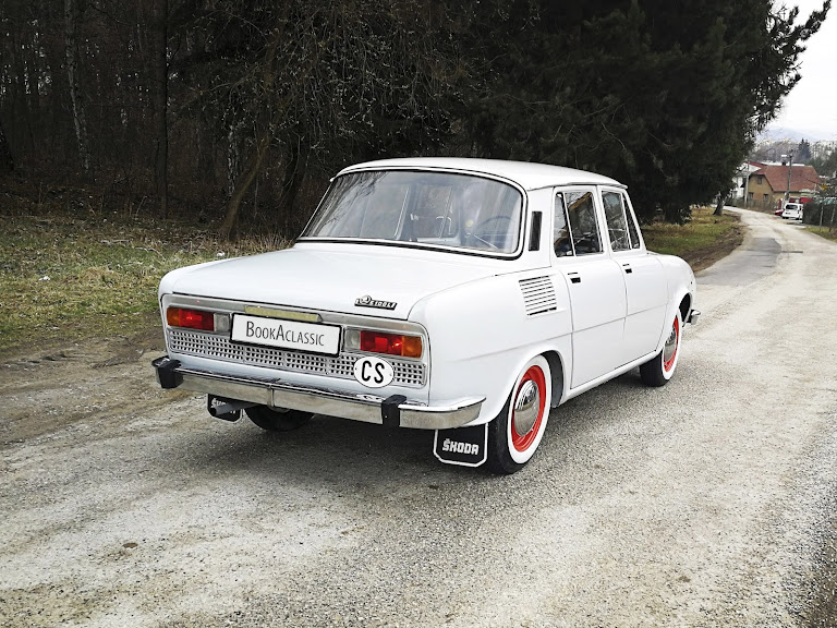 Škoda 100 Deluxe Hire žilina