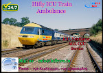 Get Best Facility Train Ambulance Service in Mumbai By Hifly ICU