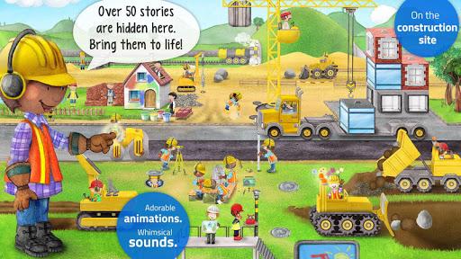 Tiny Builders: Crane, Digger, Bulldozer for Kids  screenshots 2