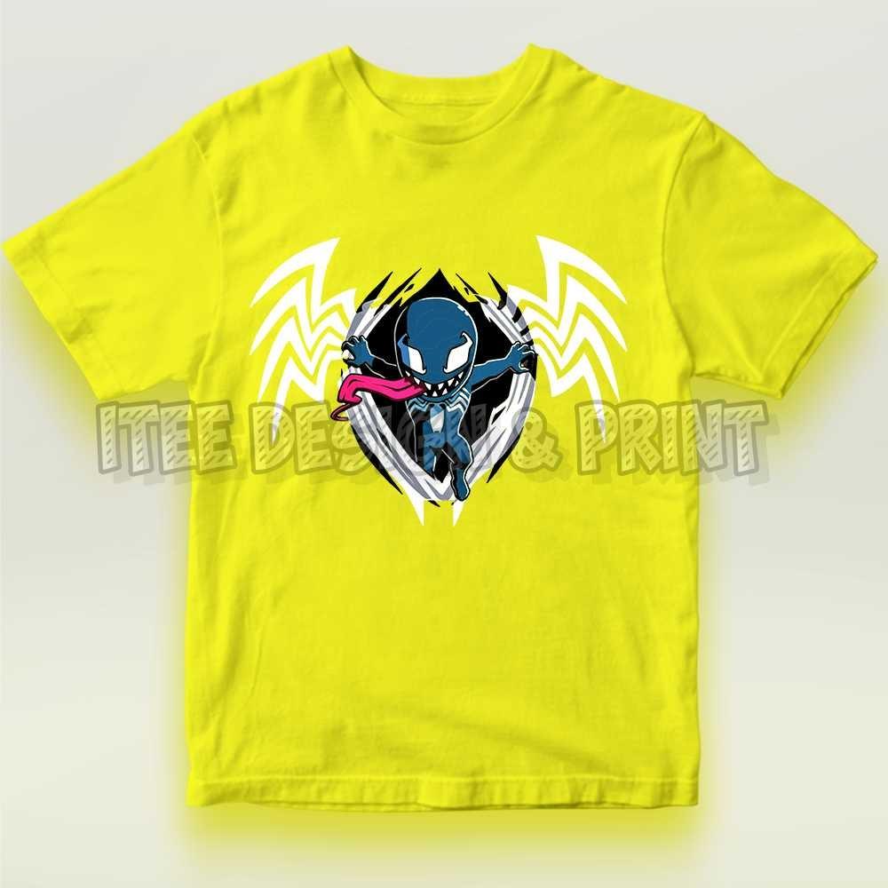 Venom Superhero Inside Shirt