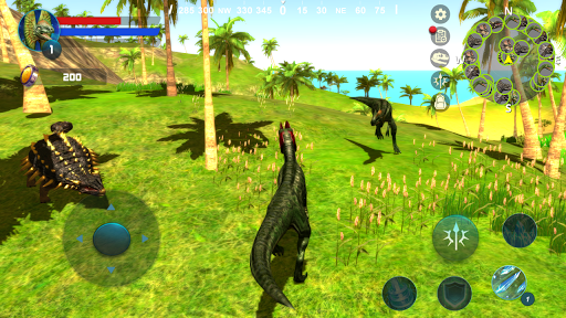 Dilophosaurus Simulator filehippodl screenshot 6