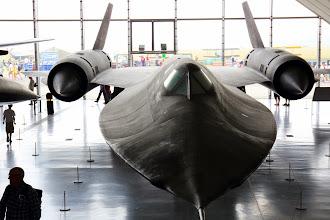 Photo: Lockheed SR-71A Blackbird