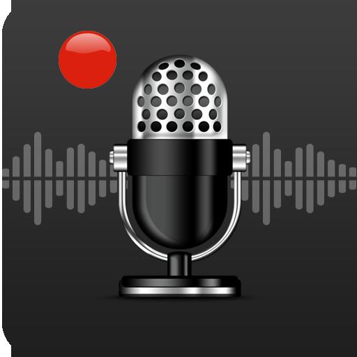 Voice Recorder Download Icon