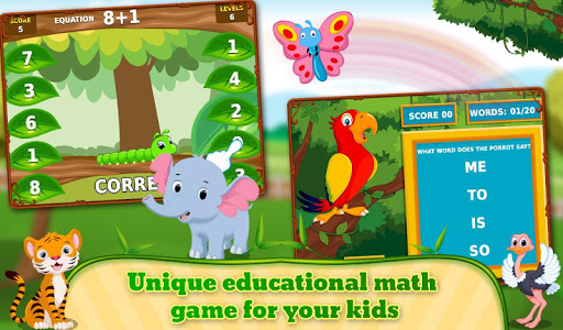 Kids Educational Word Puzzles v1.0.0