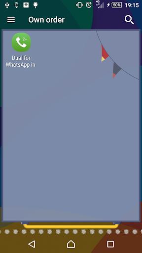 Dual WhatsApp in Phone