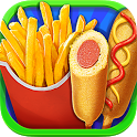 Carnival Fair Food Fever 2019 - Yummy Food Maker icon