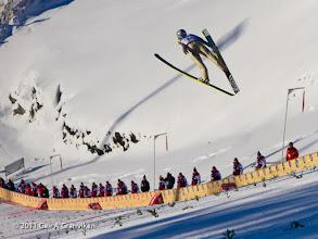 Photo: World Cup Ski flying Vikersund HS225 - Anders Jacobsen