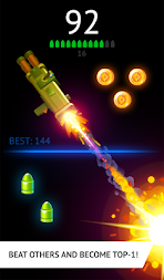 Flip the Gun - Simulator Game APK screenshot thumbnail 4