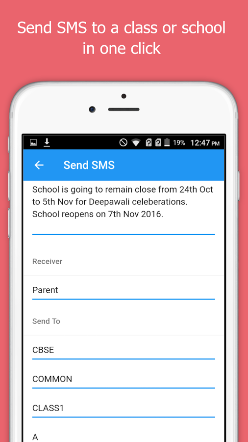 Brighton International School- screenshot