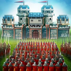 Empire Four Kingdoms Medieval Strategy MMO 4.1.33 by Goodgame Studios logo