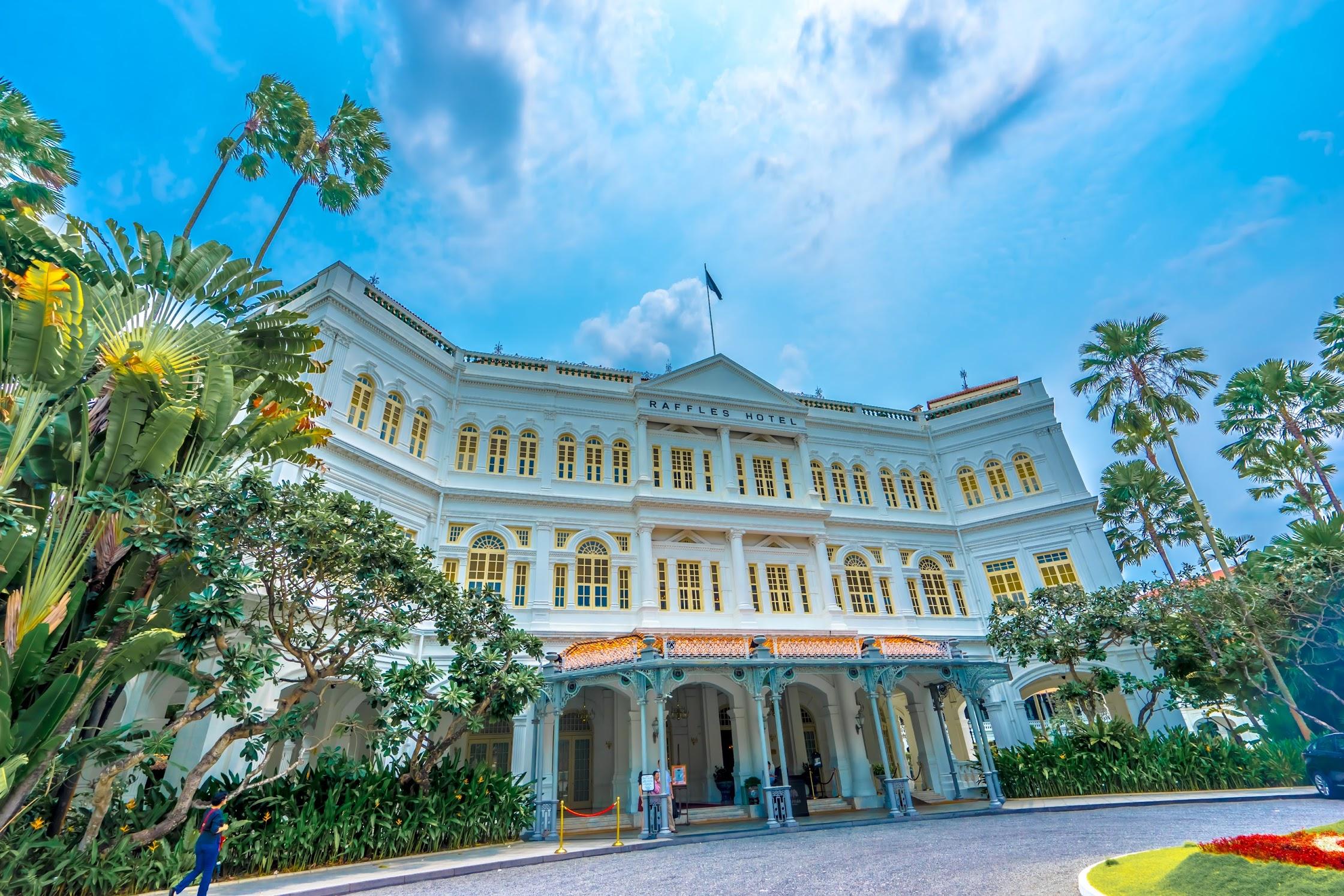 シンガポール ラッフルズ・ホテル