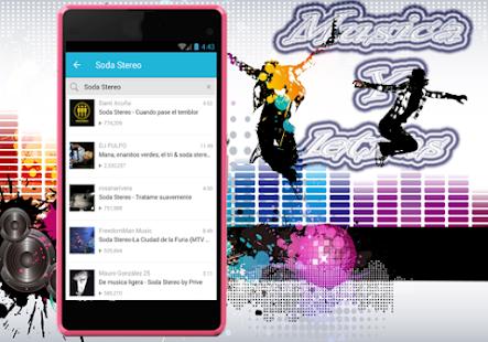 Soda Stereo - Trátame Suavemente Musica y Letra - náhled