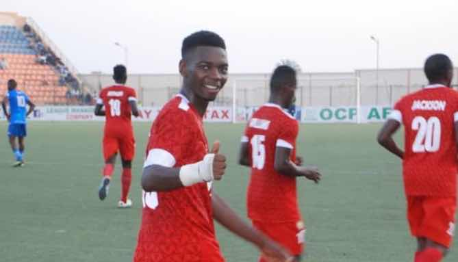 Promise Damala: A Promising Talent Taking The NPFL By Storm