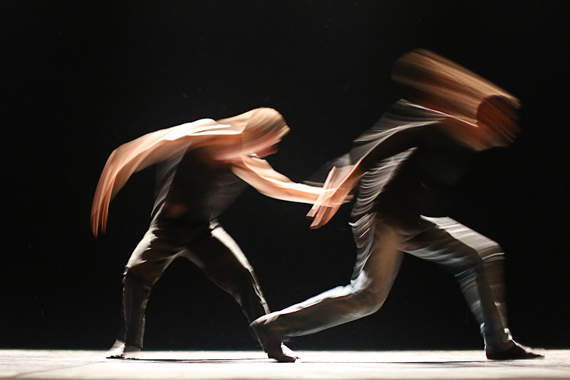 Movimento danzante di Zaporogo