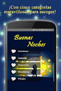 Frases Bonitas con Imágenes de Buenas Noches Amor 3