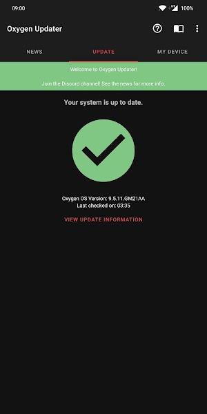 Oxygen Updater v3.6.0 [Ad Free] [Mod] [SAP]