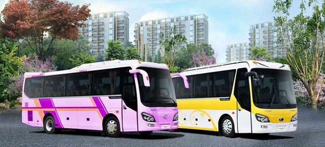 Giới thiệu dịch vụ cho thuê xe 35 chỗ ngồi tại TPHCM