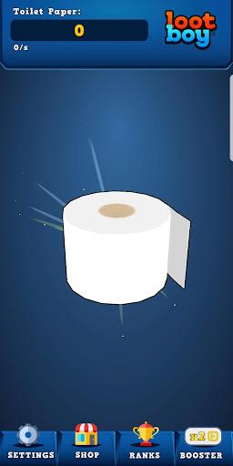 Télécharger Toilet Paper Clicker - Infinite Idle Game APK MOD 1