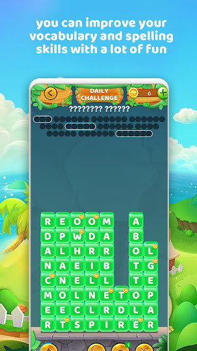 Word Forest -  Word Connect & Word Puzzle Game apktram screenshots 3