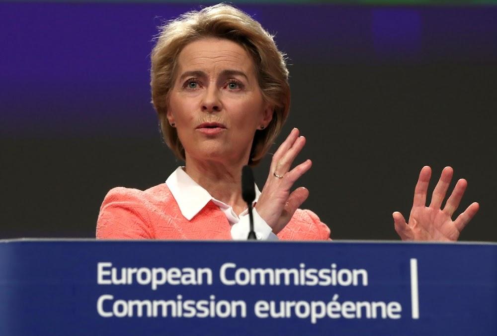 Ursula von der Leyen, die nuwe EU-hoof, noem span vir klimaats- en wêrelduitdagings
