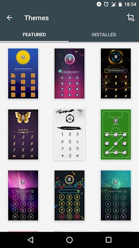 Advanced Protection ☞ AppLock 1.7 screenshots 7