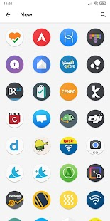 Pixel Icons Screenshot