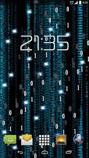Matrix HD Live Wallpaper