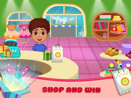 Baby Tailor Fashion Dress Up Shop screenshot 1