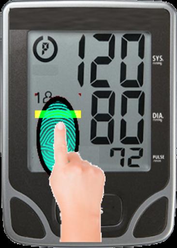 Prank Blood Pressure App