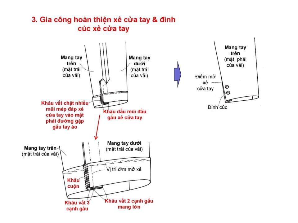 Bảng Size Thông Số Chuẩn Áo VEST NAM-NỮ Và Hướng Dẫn Cách Ráp Áo VEST 24
