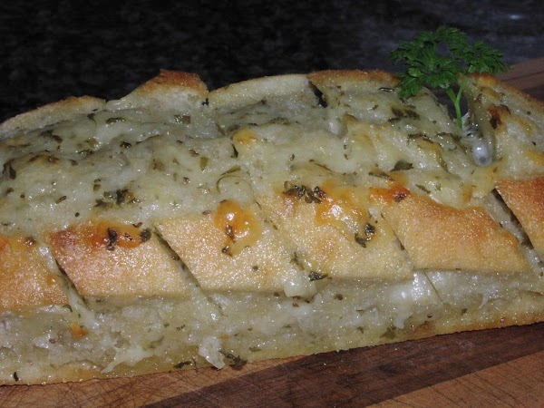 Swiss Cheese Bread Recipe