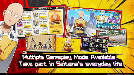 ONE PUNCH MAN: The Strongest (Authorized) 1.1.1 screenshots 4