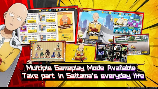 ONE PUNCH MAN: The Strongest (Authorized) v1.1.1 4