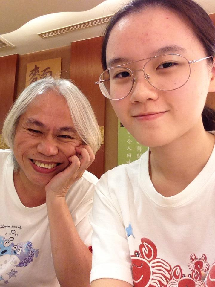 li kuncheng girlfriend 2