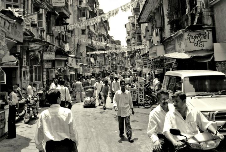 Mumbay di Sergio Occhiuzzo