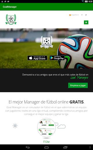 Goal Manager 2 screenshots 12