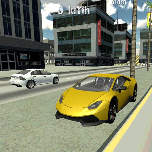 Extreme Race Car GT Simulator 模擬 App LOGO-APP試玩
