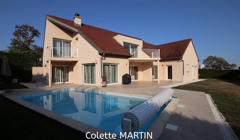 Maison avec piscine Talant