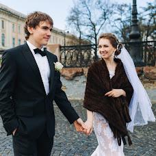 Wedding photographer Andrey Vorobev (andreyvorobyev). Photo of 10.01.2017