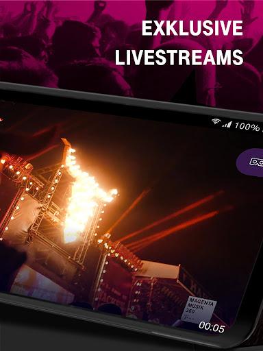 MAGENTA MUSIK 360 Exklusive Konzerte live streamen screenshot 9
