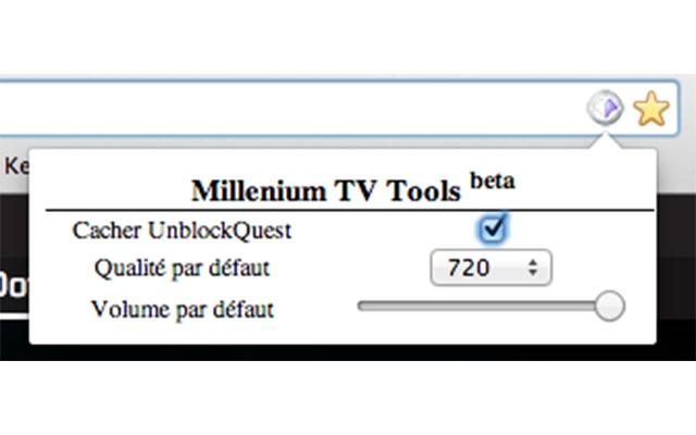 Millenium TV Tools