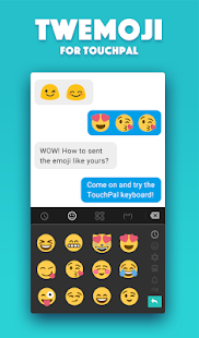 How to mod Twitter Emoji TouchPal Plugin 7 0 apk for pc