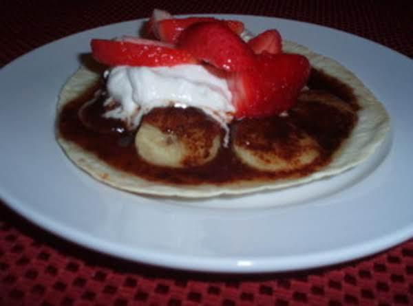 Caramel Strawberry Tart