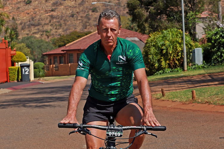 Endurance athlete Nick Bester, 60, credits his physical fitness with helping him heal from a severe beating by robbers.