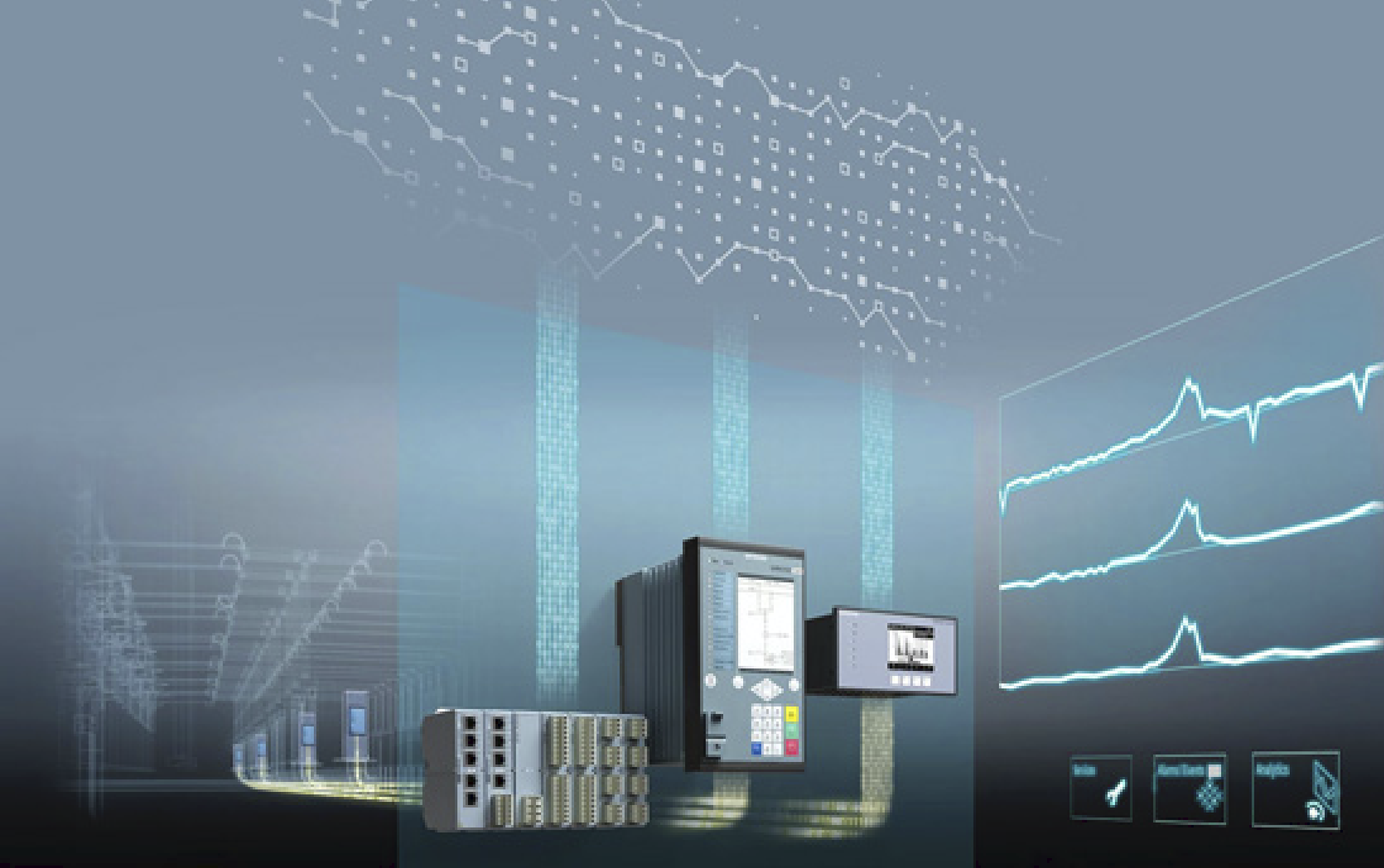 Siemens Perform Pilot Tests IoT Analytics and Applications for Power Grid